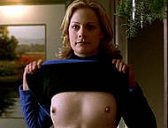 Alison Eastwood naked in Friends & Lovers
