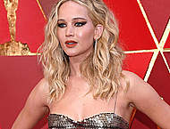 Jennifer Lawrence at 90th Annual Academy awards