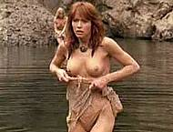 Tanya Roberts nude scenes from several movies