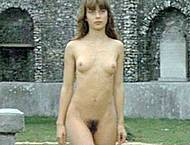 Nastassja Kinski full frontal nude movie caps