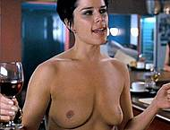 Neve Campbell scans and nude movie captures