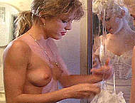 Kristy McNichol naked in Two Moon Junction