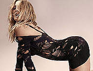 Drew Barrymore non nude posing photoshoots